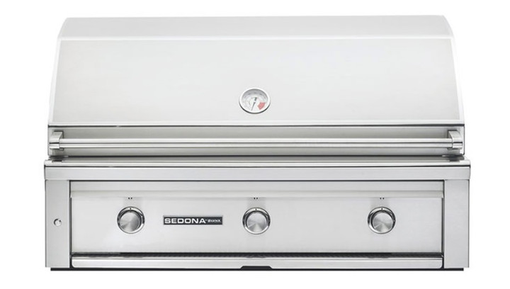 """Sedona by Lynx L700 42"""" Built-in Grill - 3 Stainless Steel Burners"""