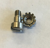 Lynx Screw & Lock Nut for Hood Spring