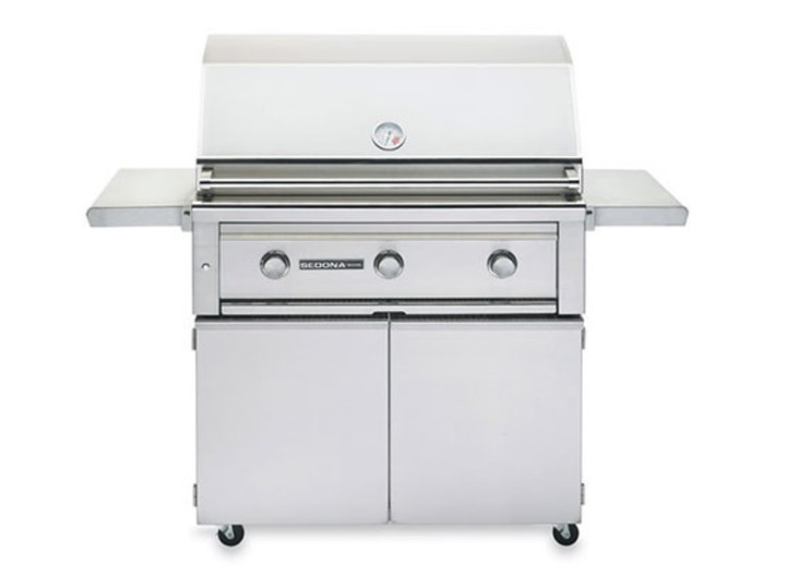 "Sedona by Lynx L600 36"" Grill on Cart"