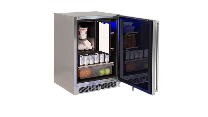 Lynx Refrigerator Freezer Combo