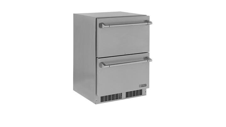 "Lynx 24"" Professional Two Drawer Refrigerator"