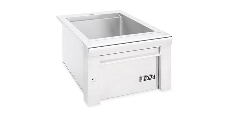 """Lynx 18"""" Built-in Sink"""