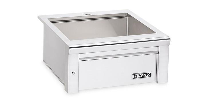 """Lynx 24"""" Built-in Sink"""