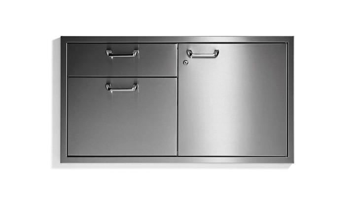 """Lynx 42"""" Door Drawer Combo Unit"""