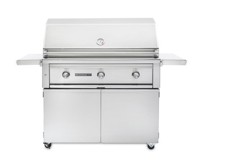 """Sedona by Lynx L700 42"""" Grill on Cart"""