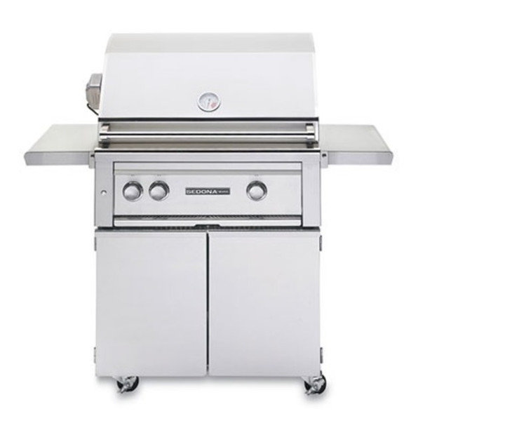 """Sedona by Lynx 30"""" Freestanding Grill with Rotisserie"""