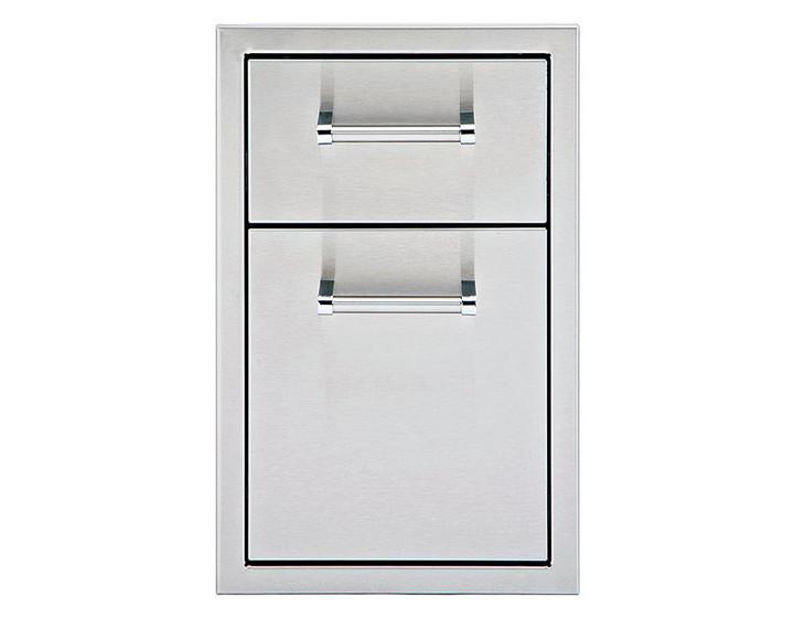 Delta Heat Double Storage Drawers
