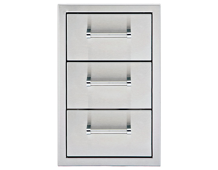 Delta Heat Triple Storage Drawers