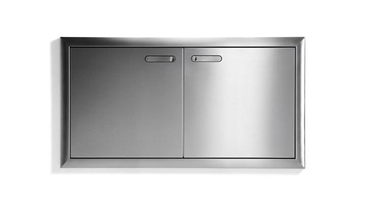"Lynx Ventana 42"" Double Access Doors - LDR42T-4"