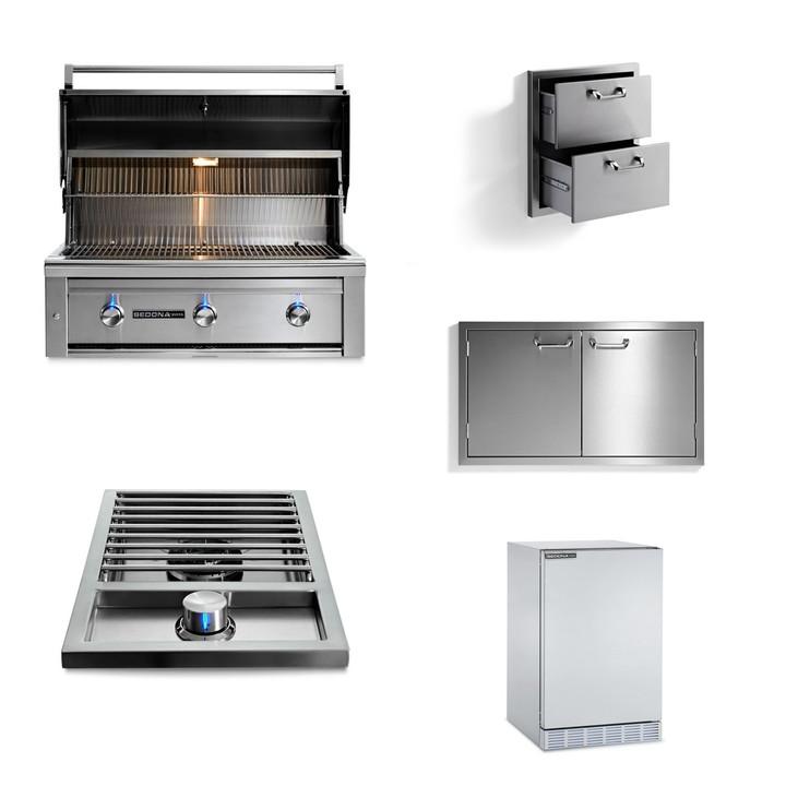 Sedona by Lynx L600 Appliance Package