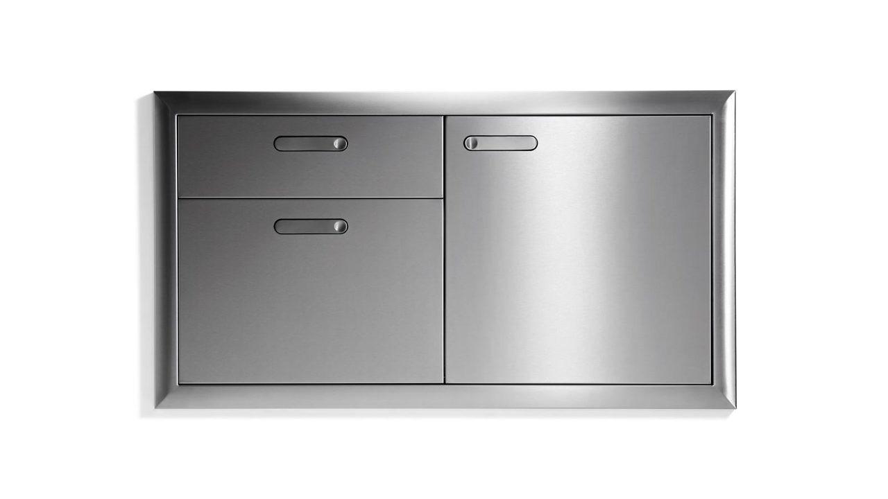 """Lynx Ventana 42"""" Door Drawer Combination - LSA42-4"""