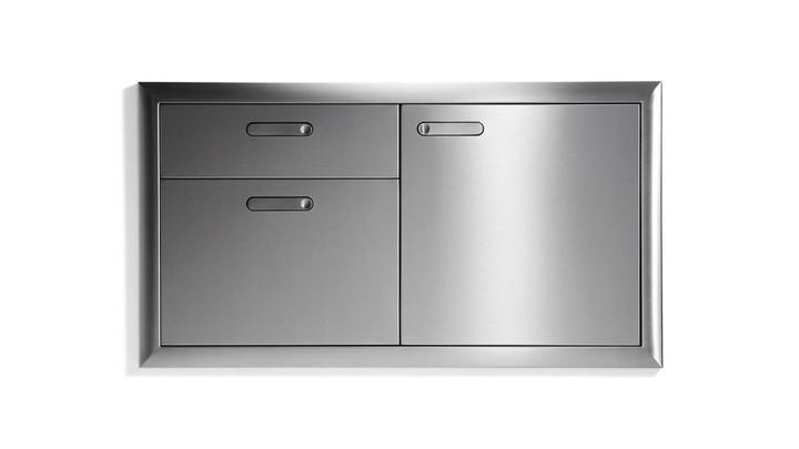 """Lynx Ventana 42"""" Door Drawer Combination - LSA42"""