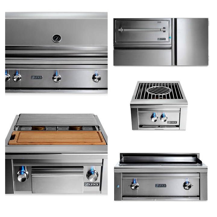 Lynx L42 Built-in Outdoor Kitchen Package