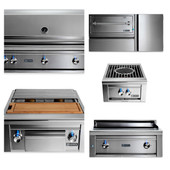Premier Outdoor Kitchen Appliance Bundles - TheBBQDepot.com