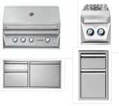 Twin Eagles TEBQ36R Built-in Appliance Package
