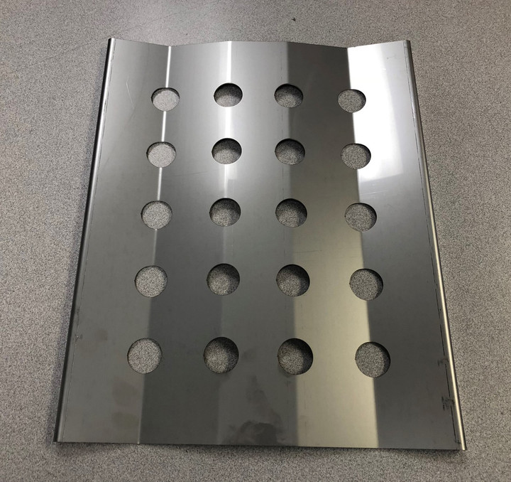 PGS K40 Moon Rock Grate - 140100
