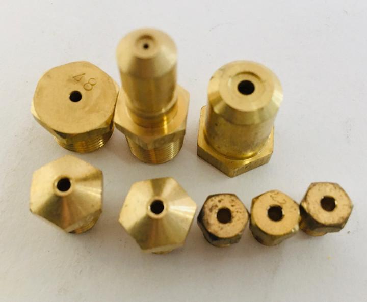 Alfresco ALX2-42 / 56 LP to NG Conversion Kit - 190-0051