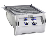 Firemagic Built-in Echelon Double Searing Station - 32884-1