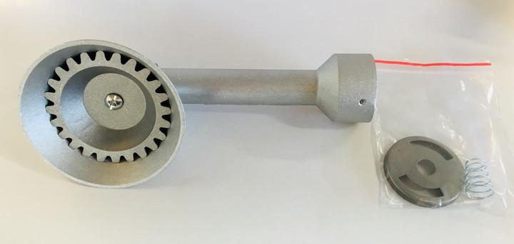 High Pressure Aluminum Burner - AL10