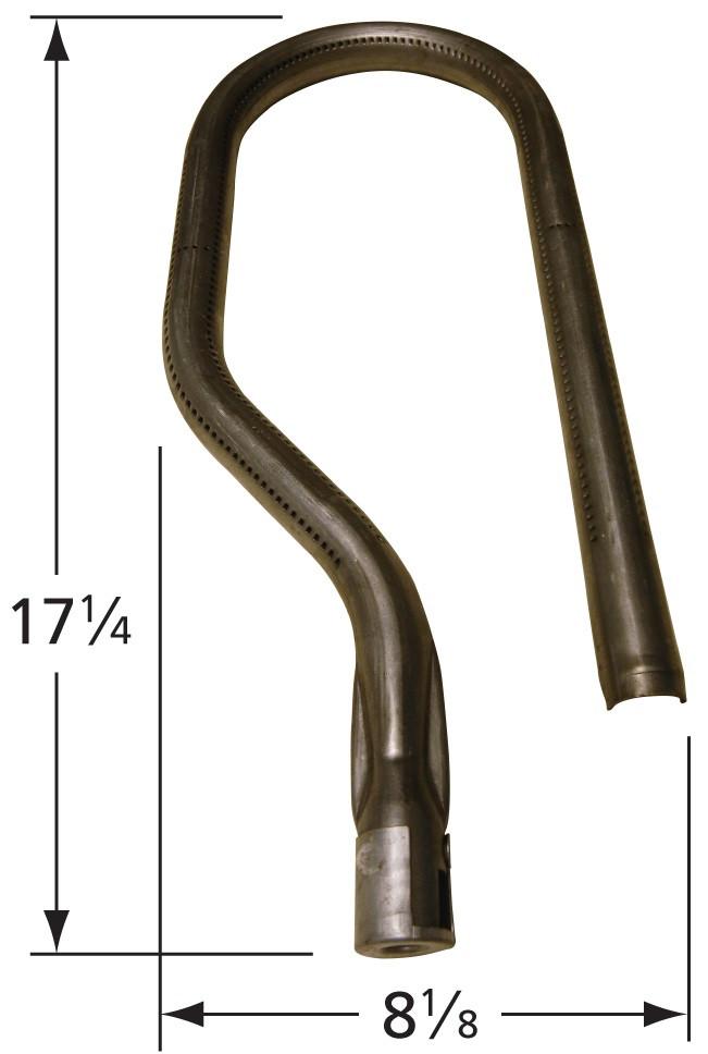 Bull, Straubelstone Stainless Steel Burner - 16301