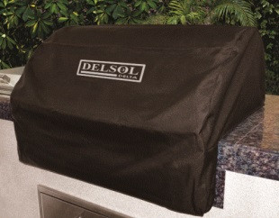 """DSVC40 Delsol 40"""" Built-in Vinyl Cover"""