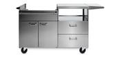 "Lynx 54"" Mobile Kitchen Cart - LMKC54"