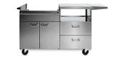 "Lynx 54"" Mobile Kitchen Cart - LMKC54"