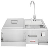 Blaze Beverage Center with Sink