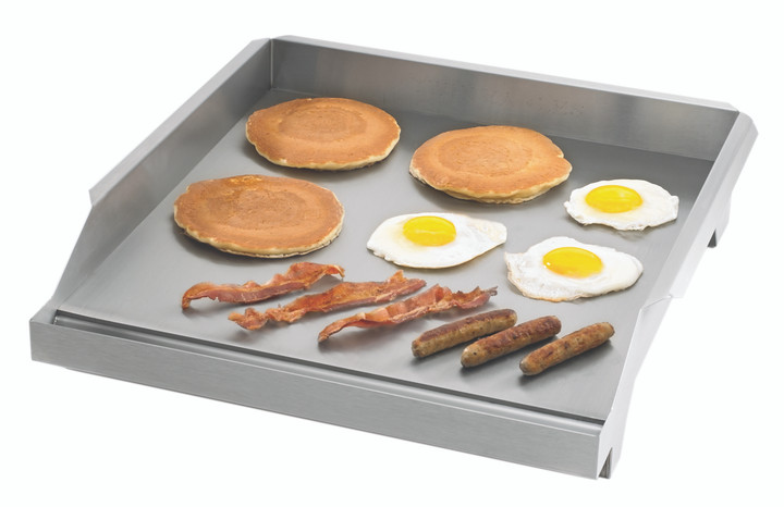 "TEGP18-PB Twin Eagles 18"" Griddle Plate Attachment for Power Burner"