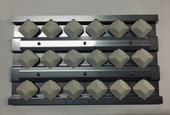 "Alfresco LX2, ALXE 36"" Briquette Tray Assembly - Replaces OEM Part 510-0677"