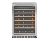 "Summerset 24"" Wine Cooler w/Locking Door - SSRFR-24DWC"