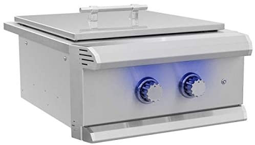 Summerset American Muscle Grill Built-in Power Burner - AMGPB2