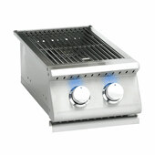 Summerset Sizzler PRO Series Double Side Burner - SIZPROSB2