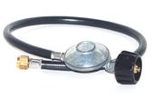LP hose and regulator kit w QCC-I - HR6B