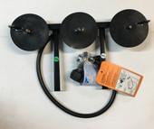 E / S310侧安装控制器的Weber LP歧管组件 -  91364