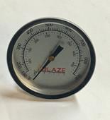 Blaze Temperature Gauge