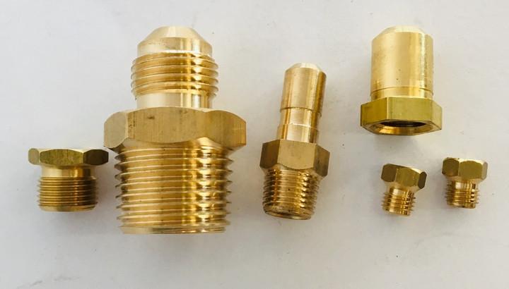 Alfresco ALX2, ALXE-30 Natural Gas to Liquid Propane Conversion Kit