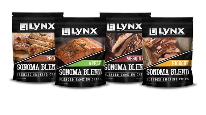 Lynx Sonoma Blend Smoking Wood Chips