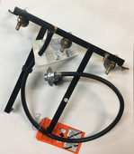 Weber Genesis 320 Series Propane Manifold Assembly