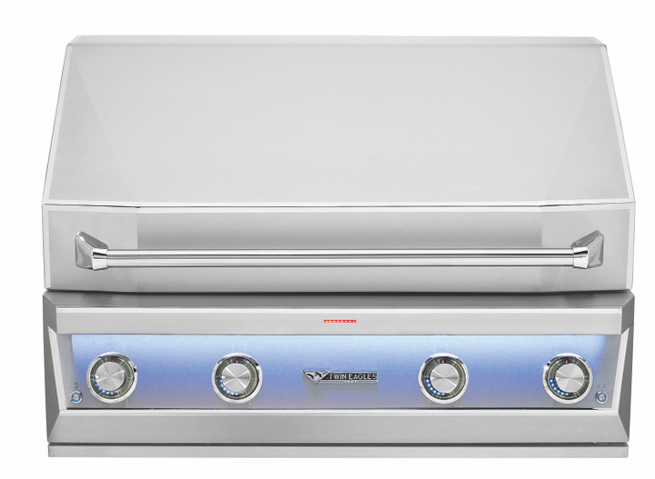 """Twin Eagles Eagle One 42"""" Grill with Sear Zone and Rotisserie"""