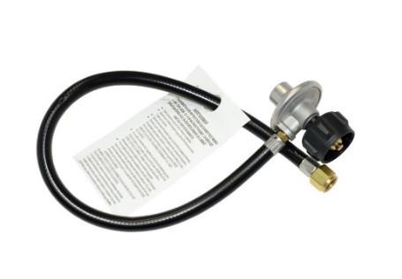 Delta Heat LP Regulator with Hose Assembly - S15344