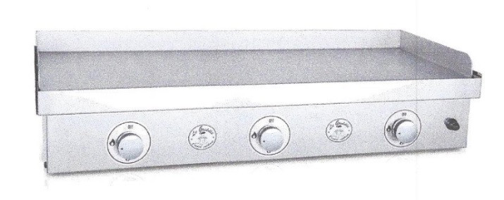 """Le Griddle 41"""" Stainless Steel Griddle - GFE105"""