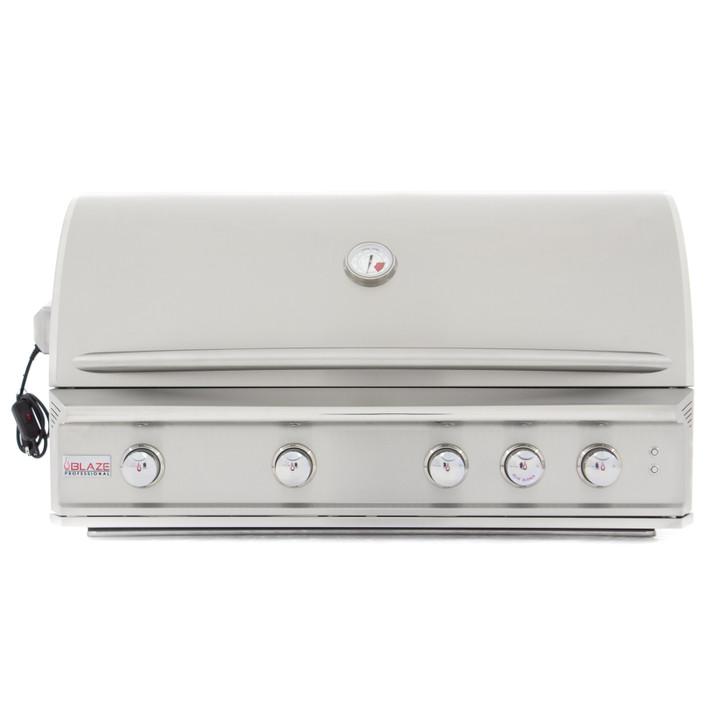 "BLAZE Professional 44"" 4 Burner Built-in Grill"