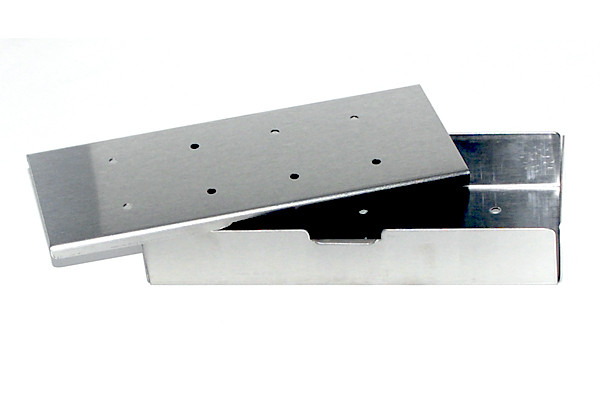 Stainless Steel Smoker Box - SSST