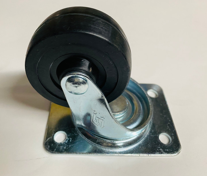 """Lynx 2 1/2"""" Caster without Brake - 30661"""