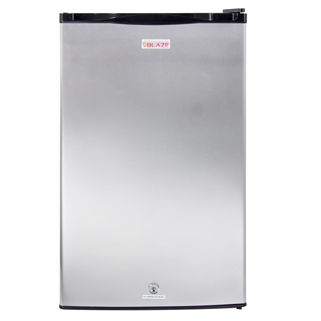 Blaze 4.5 Stainless Front Compact Refrigerator