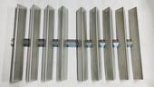 Weber Summit Silver/Gold/Platinum Stainless Flavorizer Bars