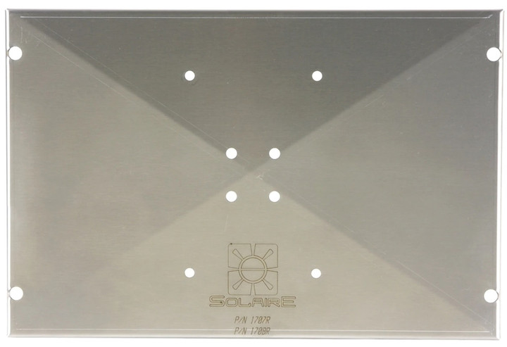 Solaire Anywhere Mounting Plate Only - SOL-1707R