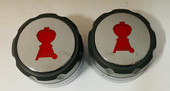 Weber Summit 400/600 Set Of Two Main Burner Lighted Control Knobs