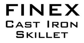 Finex铸铁煎锅